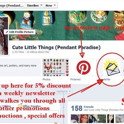 #Helping you navigate and discover the awesome stuff i feature on my #facebook page  coupon code for today is: cyber