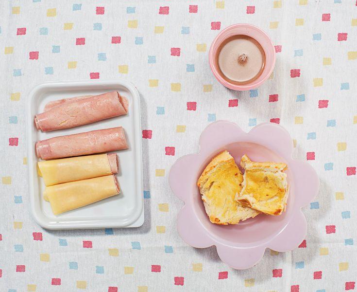 Cafe da manhã, uma volta ao mundo. Café tipico de vários países. #dicasparamaes