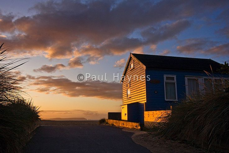 Beach Huts on Mudeford Spit - Highcliffe To Old Harry Rocks