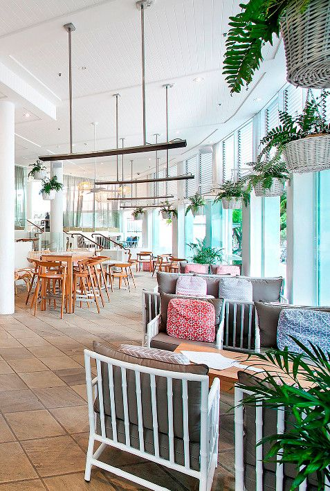 Noosa Beach House restaurant Queensland