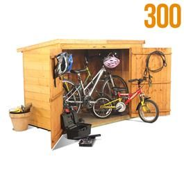 Bike Storage and Bike Sheds in the UK | Garden Buildings Direct