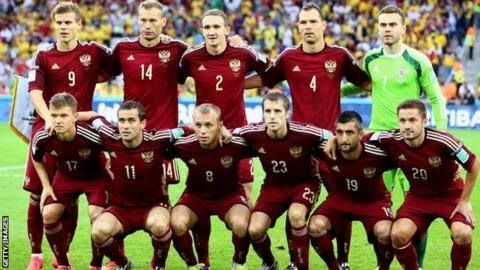 """Fifa says """"it is still investigating allegations"""" that footballers were involved in a state-sponsored doping programme in Russia.  At least 30 sports including football covered up samples involving more than 1000 athletes between 2011 and 2015 according to the McLaren report.The Mail on Sunday has said Fifa was investigating if Russia's 2014 World Cup squad were part of the programme. However Fifa says no players from the competition returned a positive test. """"Fifa has simply confirmed that…"""