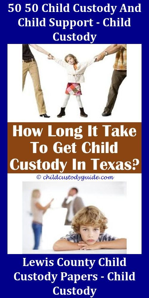Filing For Custody Conducting Scientifically Crafted Child Custody