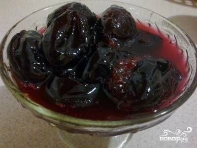 Варенье из слив быстро - пошаговый рецепт с фото на Повар.ру