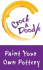 Our very own studio in Niagara Falls, Ontario!  www.crockadoodle.com