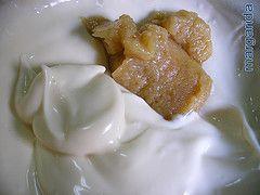 Receta de salsa mayonesa light, para acompañar comidas bajas en grasas