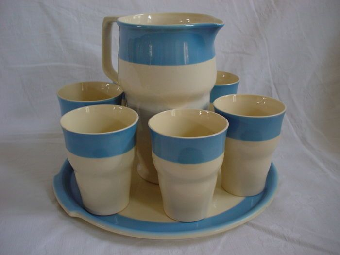 keramiek on Pinterest  Mixing bowls, Vintage tableware and Pastel