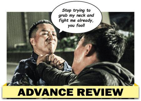 Review: KUNG FU JUNGLE 一个人的武林 (2014)