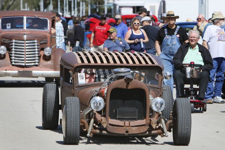 Hot rod show rolls into OKC | News OK