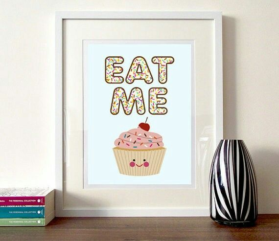 61 best Poster of cake images on Pinterest | Cupcake art, Kitchen ...
