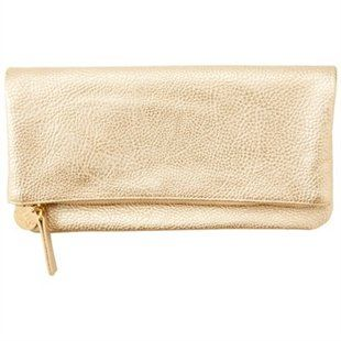 Fold-over Clutch – Gold Champagne by Indigo | Handbags & Totes Gifts | chapters.indigo.ca