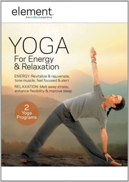 best yoga dvd 2014