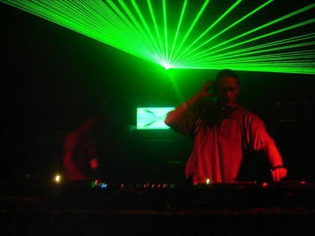 Dj Scott Brown at Hardwars