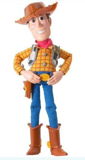 Disney Toy Story Talking Woody Figure £38.00 - https://www.facebook.com/HamleysPromoCode
