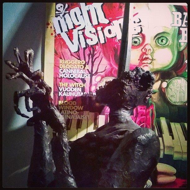 #nightVisions #festivaalit #NB16 #theVVitch #Hellsinki