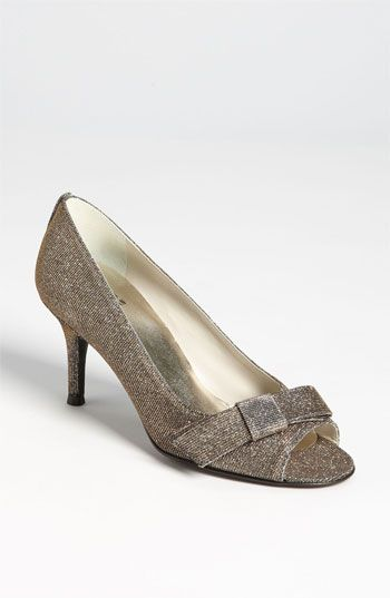 Damen Schuhe Ballerinas designer Pumps 6313 Silber 39