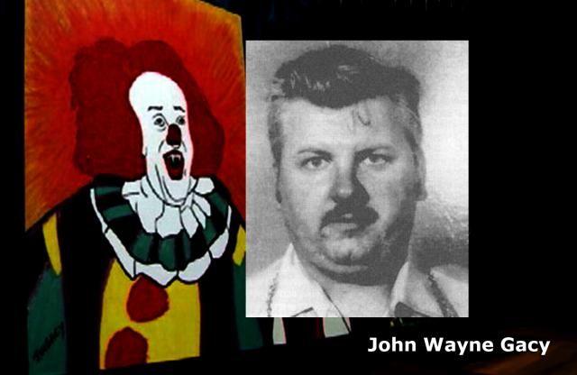The Killer Clown: A Profile of John Wayne Gacy: John Wayne Gacy http://crime.about.com/od/serial/p/gacy.htm
