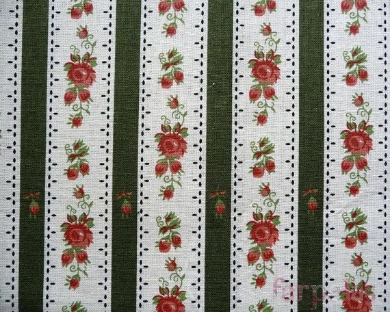 Chintz of Alcobaça // Portuguese Traditional Fabric // by farpelas