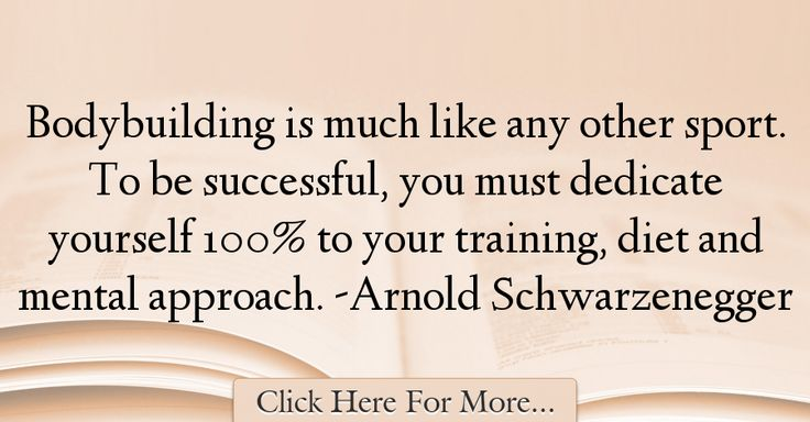 Arnold Schwarzenegger Quotes About Fitness - 22897