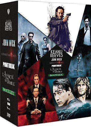 Keanu Reeves: John Wick  Constantine  Point Break  L'associé du Diable  Matrix