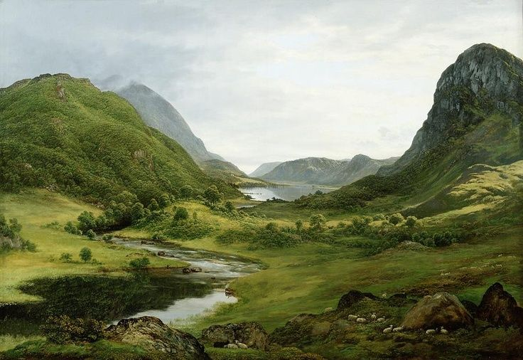 Thirlmere, John Glover