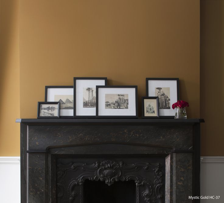 Help What Color Should We Paint Our Living Room: Mystic Gold HC-37 By Benjamin Moore Paint.
