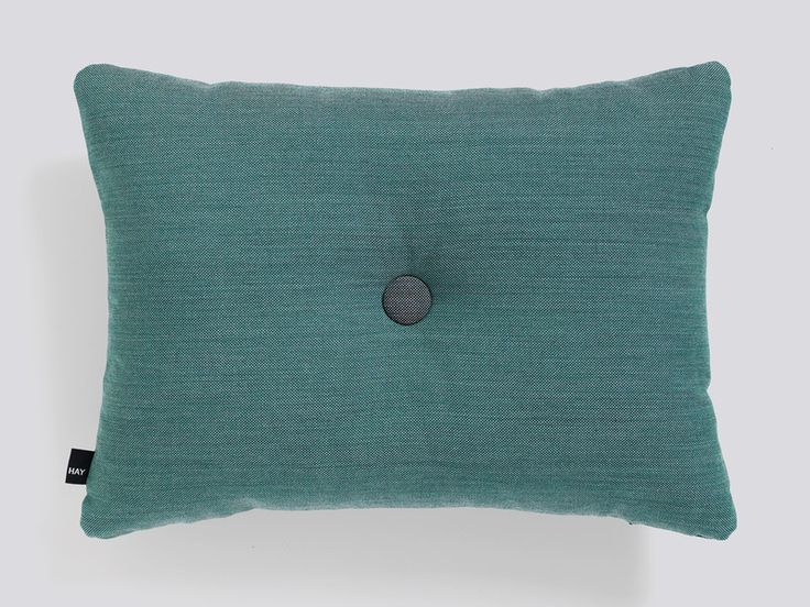 HAY's simple and distinctive Dot Cushion is now available in new selection of colours in Surface by HAY fabrics.