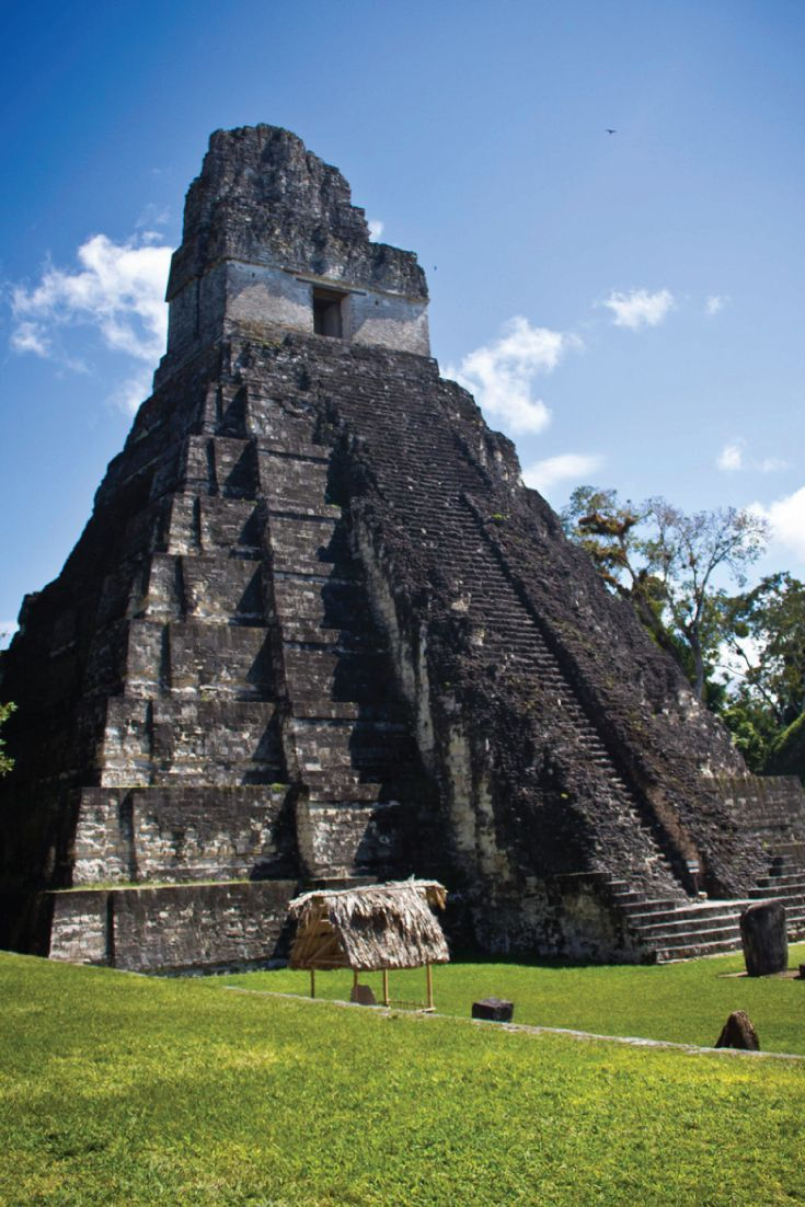 The Famed Ruins of Tikal