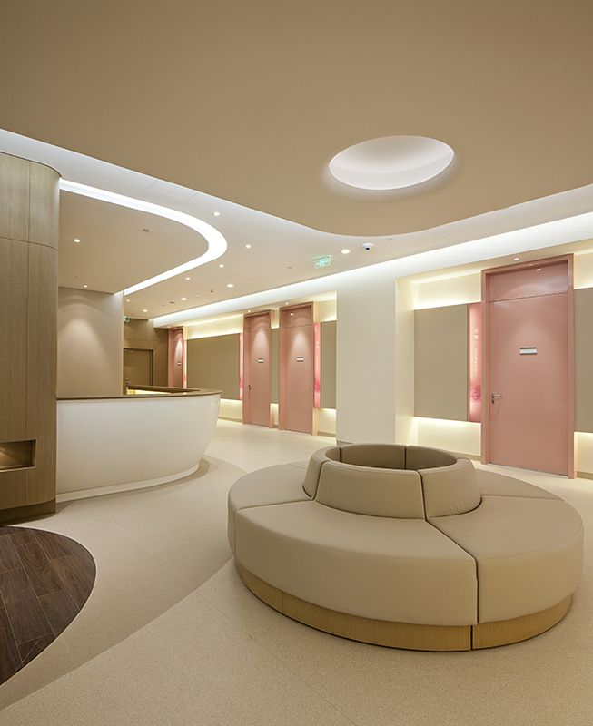 Portfolio american sino hospital audong clinic robarts interiors and architecture