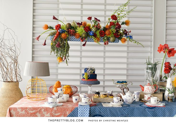 African Inspired Tea Party | {Styled Shoots} | The Pretty Blog