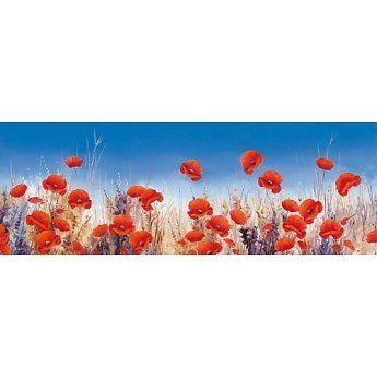 Hilary Mayes Poppy Landscape