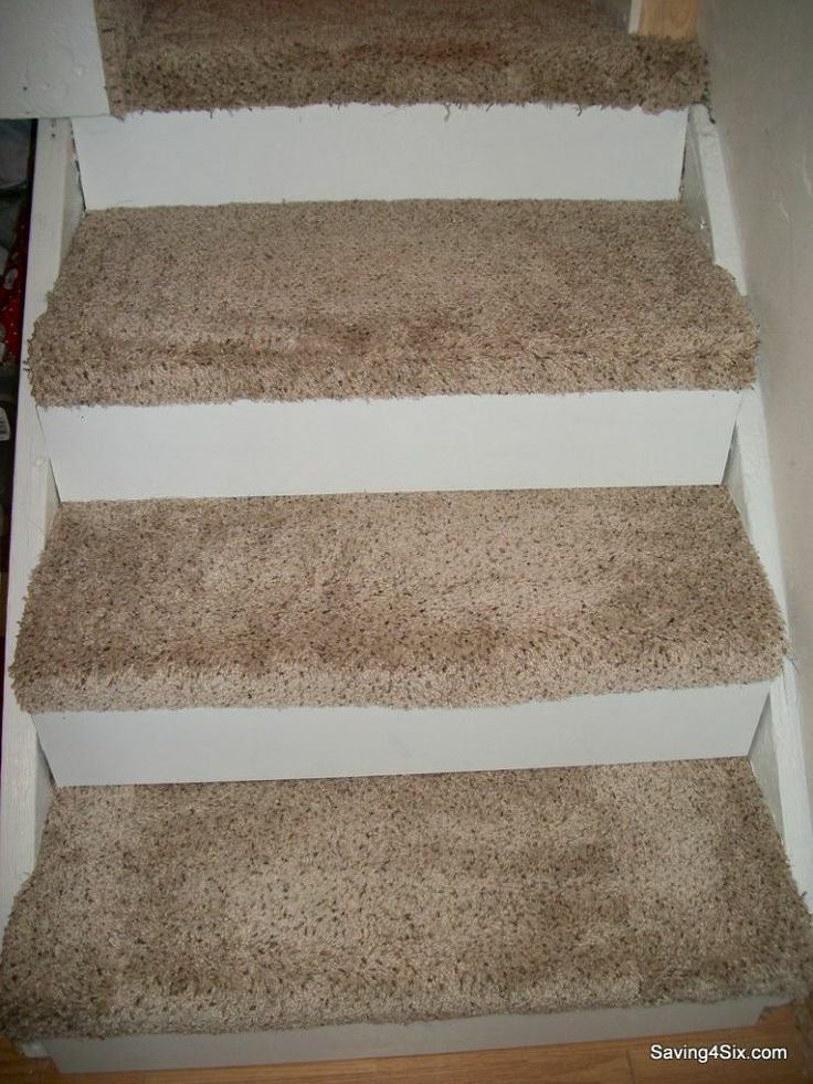 Drawers in the Steps