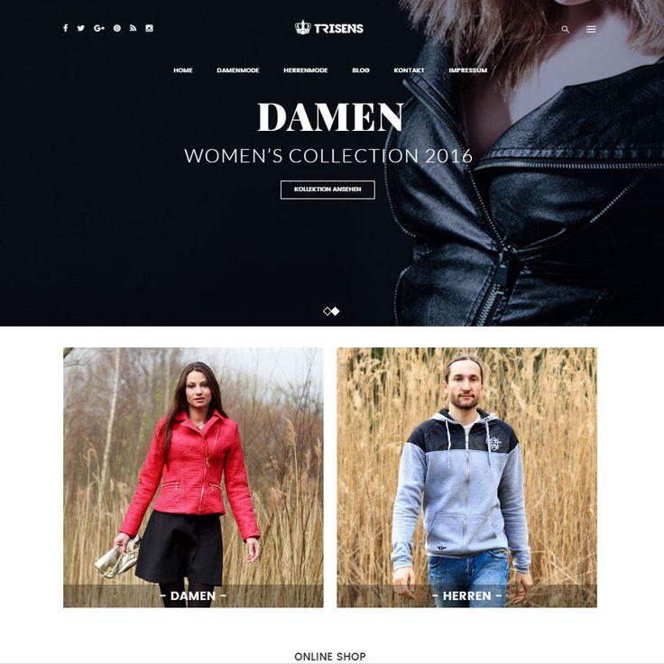 Visit our website:    WWW.TRISENS.DE