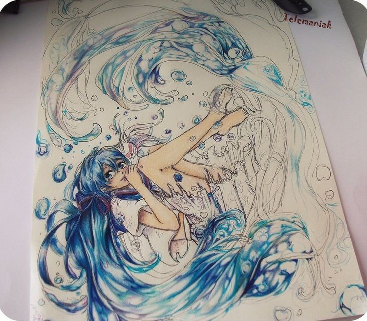 Hatsune by Telemaniakk