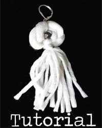 Tutorial: orecchini fai da te