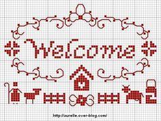 Freebies - The stitcherhood - En attendant Noël... - 2011 - Atmosfera di Casa - Grilles gratuites - Joyeux Noël 2010 - Pinta - Grilles gratuites - Tweety - Titi - C'est la rentrée ! - Welcome country - Liens grilles… - Biscornu 34 - Liens grilles… - Maternité - Aurelle