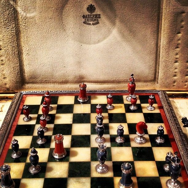 19 best Faberge Chess Sets images on Pinterest | Chess sets, Dean ...