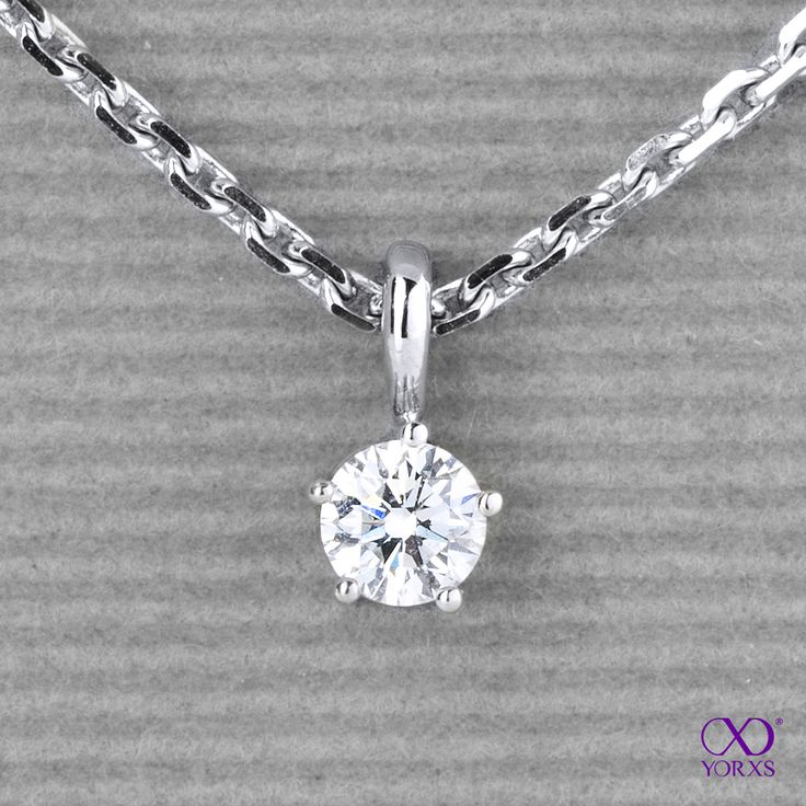 """Clarita"", our beautiful diamond pendant! #clarita #kette #anhänger #diamantanhänger"