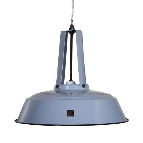 INDUSTRIELE LAMP GROOT - Lamp - Hang - Verlichting @Loods 5 Zaandam & Sliedrecht