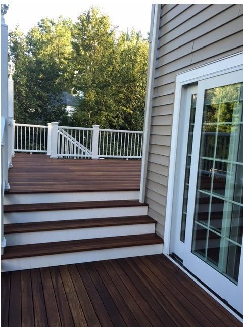 Aru Deck Lumber Premium Brazilian Decking What It Costs To Build A New Pinterest And Laying