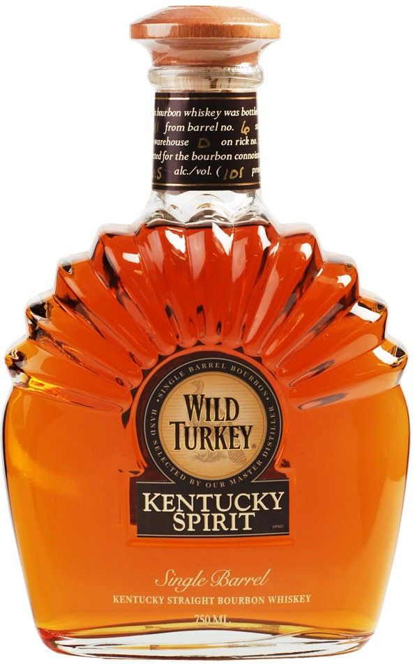 Wild Turkey Kentucky Spirit Single Barrel Bourbon Whiskey | @Caskers