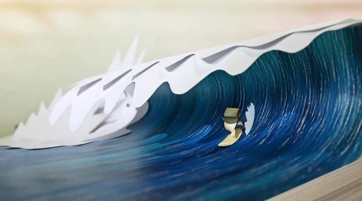 paper surfing
