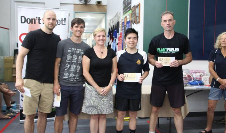 2017 has got off to the best start possible for Mike Corren and Christine Nunn, who each took out the respective Men's and Women's Opens at the Mountain District Open Squash Championships last weekend. In line with the recent tradition of hosting the first Victorian Grand Prix Squash Circuit…