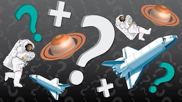 Avaruudellinen arvoitus testaa älynystyröitä – osaatko ratkaista? - Viihde - Ilta-Sanomat