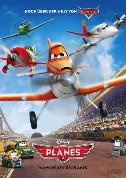 Planes - Dusty und seine Freunde fliegen ins Abenteuer! Einmal rund um die Welt :-)