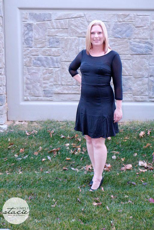 Ever-Pretty Dress Review - Simply Stacie @Jennifer Jensen #simplystacieblog #style03813 #LBD