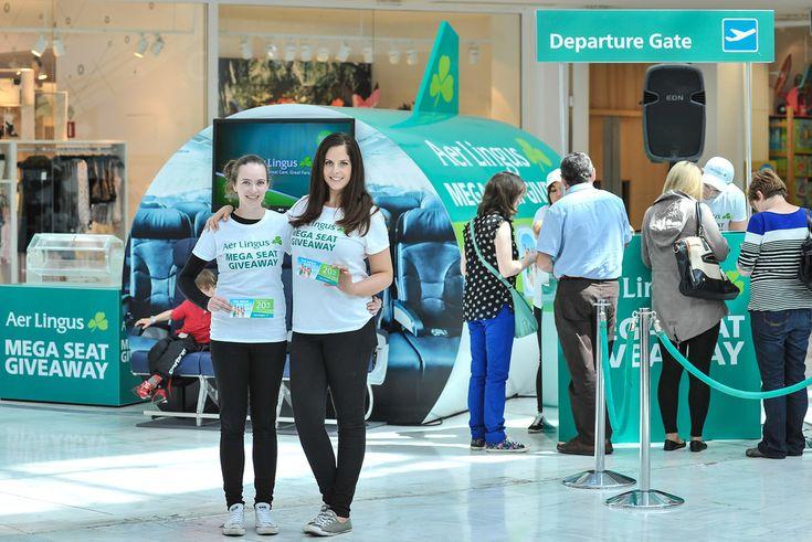 Aer Lingus Roadshow