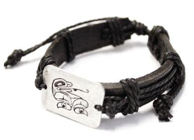 Leather Bracelet - Connect by Ben Houstie
