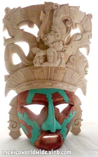#MayanMask#mayan#Masks