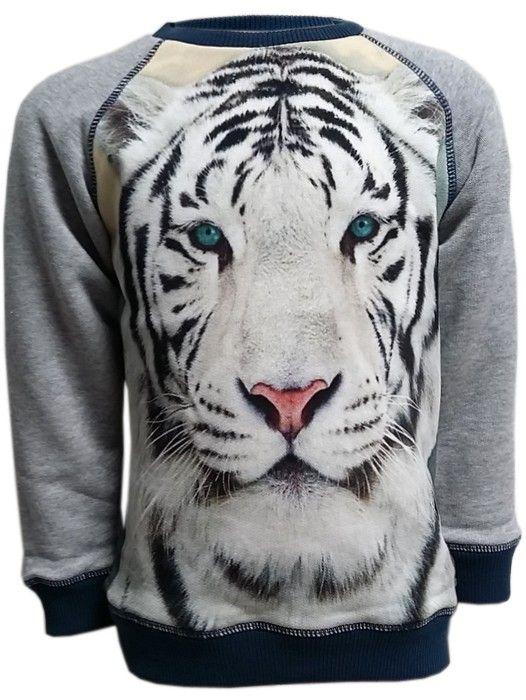 Wild sweater Bengaalse Tijger